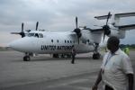 UN Plane