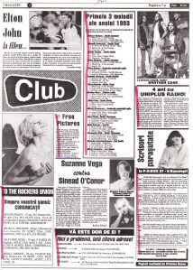 Top 1993 A